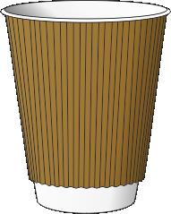 трехслойный стакан